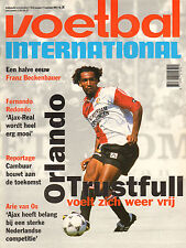 V.I. 1995 nr. 36 - REDONDO/TRUSTFULL/WALTER SMAK/ARIE VAN OS/CAMBUUR