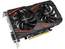 GIGABYTE Radeon RX 460 DirectX 12 GV-RX460WF2OC-4GD 4GB 128-Bit GDDR5 PCI Expres