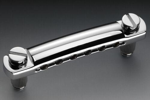 Chrome 12050200 Genuine Schaller Germany Stop Tailpiece