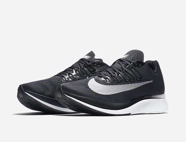 Nike Zoom Fly Black White Anthracite Anthracite Anthracite 880848-001 Men's Size 13 a3be3a
