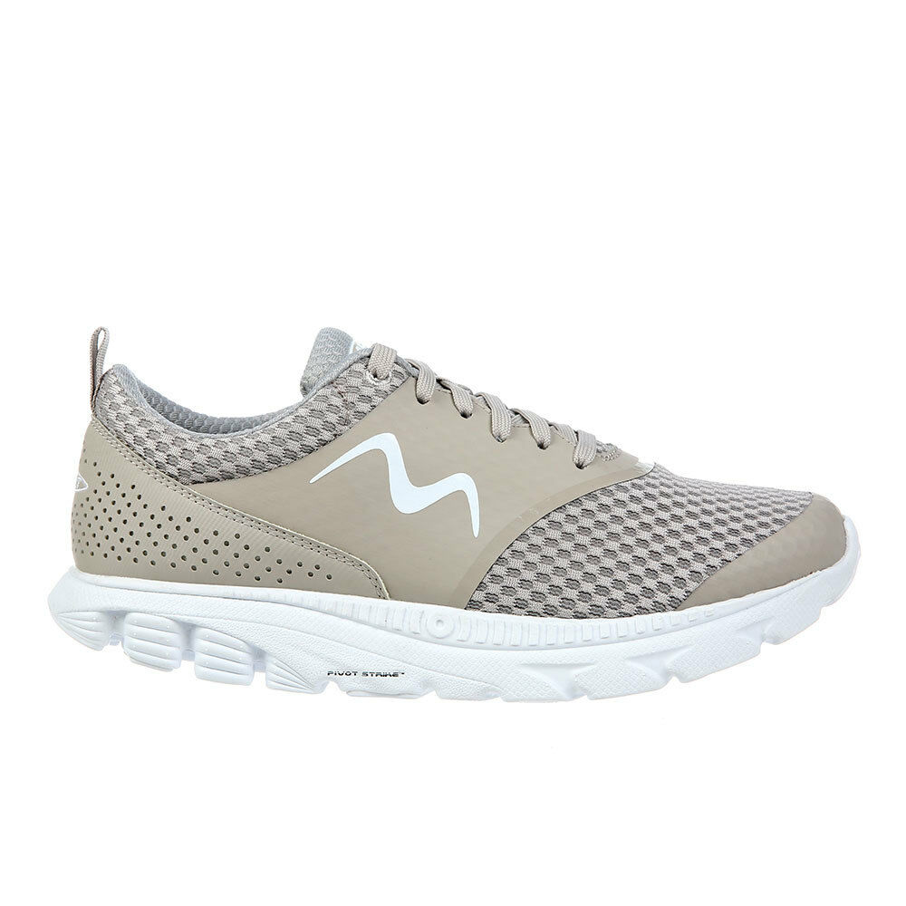 SPEED 17 M lace up taupe MBT Running