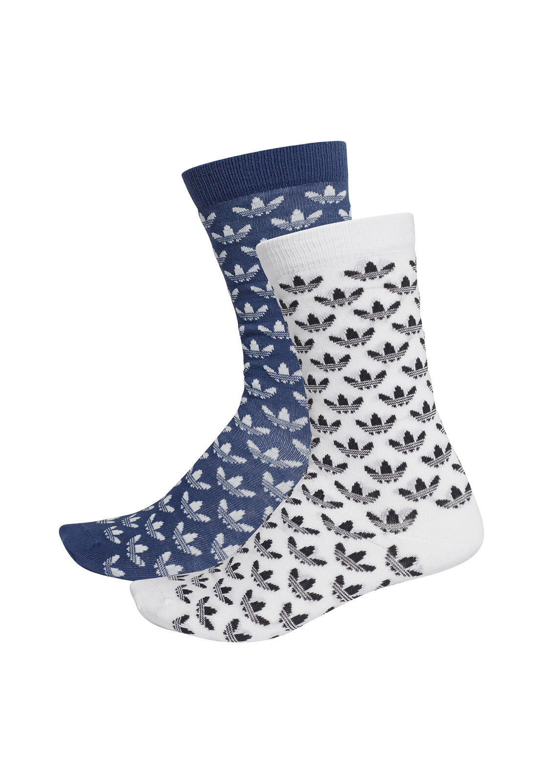 Adidas Originals Socken Doppelpack THIN CR SOCK GR FM0679 Weiss Dunkelblau