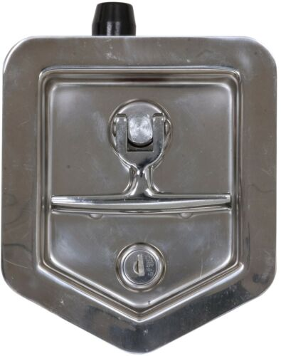 STAINLESS STEEL 3 POINT T HANDLE LATCH for Tool box 8 Qty Utility Body