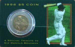 1996-5-coin-Sir-Donald-Bradman