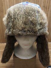 5cc4db24b31 item 3 New Men's XL Plaid Mad Bomber Real Rabbit Fur Hat Hunting Fishing  Skiing -New Men's XL Plaid Mad Bomber Real Rabbit Fur Hat Hunting Fishing  Skiing