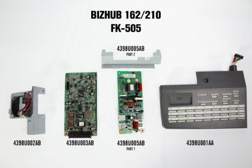 Bizhub 210 FK-505 FAX KIT Konica Minolta Bizhub 162