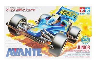 Tamiya 95474 Mini 4WD Limited 1//32 Avante Jr 30th Anniversary Special
