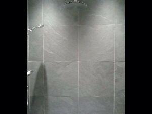 Rivestimenti Bagno In Ardesia : Ardesia grigia pavimento piastrella rivestimento bagno cucina