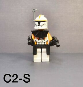 New Authentic LEGO Star Wars Commander Cody Minifigure sw196//sw341 7676 7959
