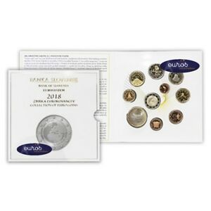 Set-BU-SLOVENIE-2018-Serie-1-cent-a-2-euros-2-et-3-commemoratives-2018