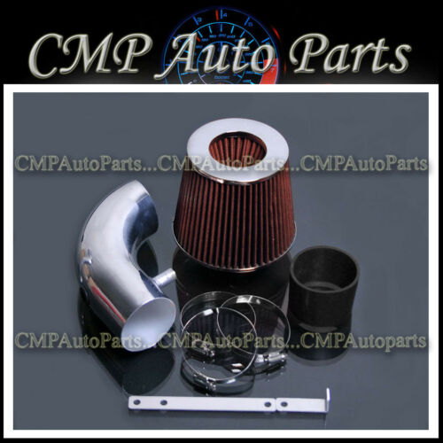 BLACK RED AIR INTAKE FIT 01-07 CHRYSLER Voyager DODGE Caravan SE SXT MINI 3.3L
