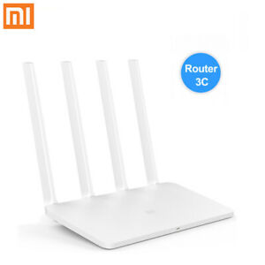 Details about Original Xiaomi Wi-Fi Router 3C English Version Mi Wifi  Repeater 300Mbps 2 4GHz
