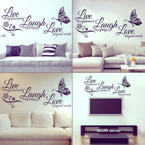 Family-Wall-Quotes-Decal-Wall-Stickers-Art-Butterfly-Decoration-For-Your-Home