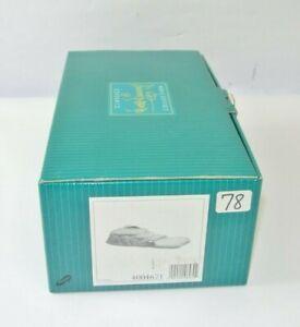 WDCC Disney Classics Jungle Step Base 4004671 BOX AND COA ONLY No figurine