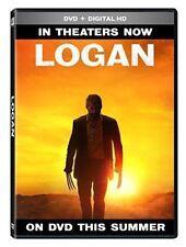Logan (DVD, 2017, Includes Digital Copy)