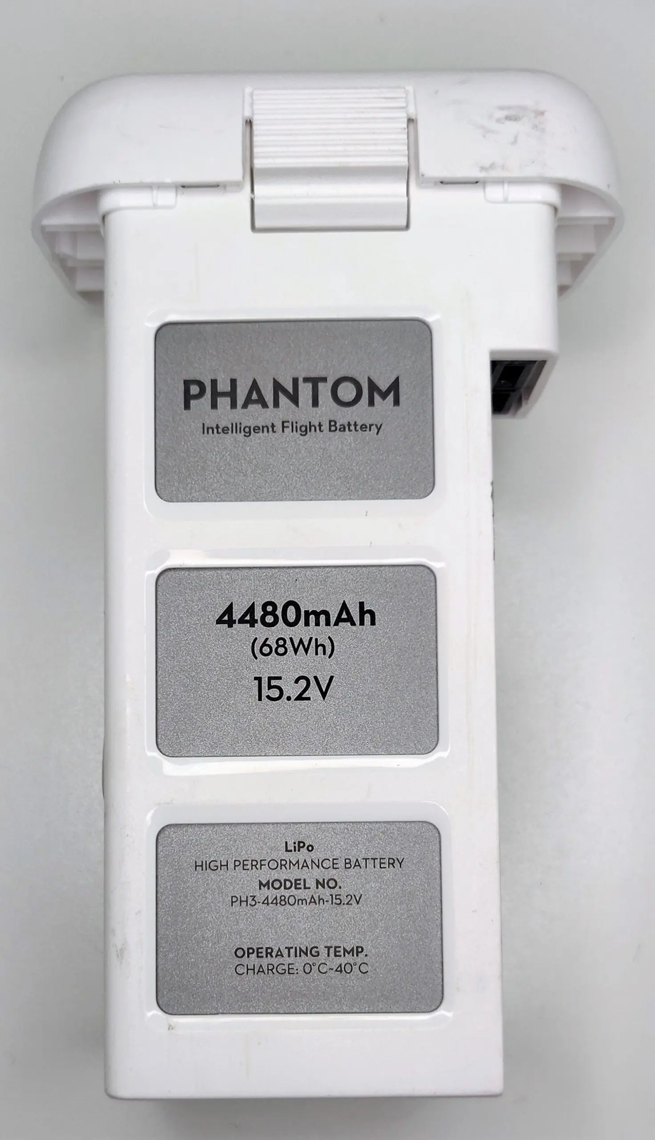 Genuine DJI Phantom 3 Battery - Life unknown