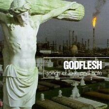 Godflesh - Songs of Love and Hate - Earache Metal NEW