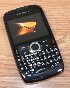 Motorola-Black-Full-Keyboard-Style-Fake-Touch-Screen-Dummy-Phone-Only-READ
