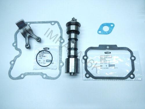 NEW CAMSHAFT W// EXHAUST ROCKER ARM /& GASKET SET 02 POLARIS MAGNUM 500 2X4 HDS