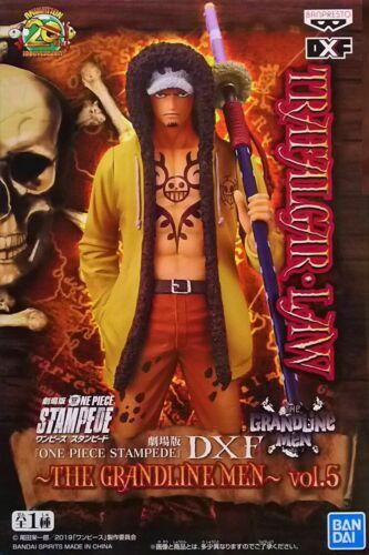 Banpresto One Piece Stampede Dxf der Grandline Herren vol.5 Trafalgar Law Film