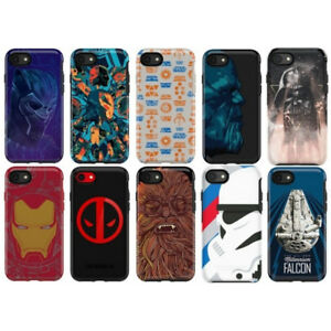 reputable site ec8b3 06c08 New Otterbox Symmetry Case For Apple iPhone 7 & iPhone 8 MARVEL ...