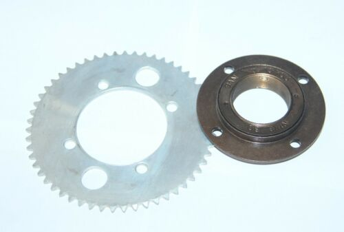 E-Scooter Parts 55 65 80 Tooth Sprocket 25H Chain Plate/&Freewheel Clutch Bearing