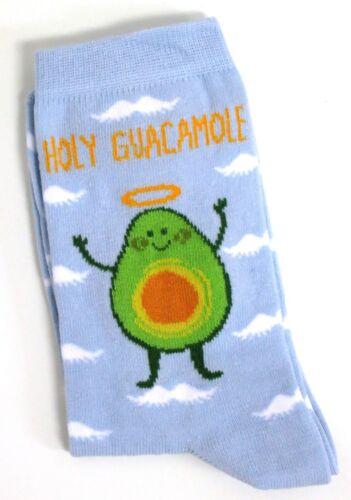 Mesdames Holy Guacamole AVOCARDO HEAVEN chaussettes UK 4-8 EUR 37-42 USA 6-10