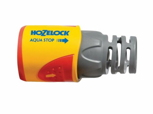 Hozelock AquaStop Connector PLUS 12.5mm /& 15mm