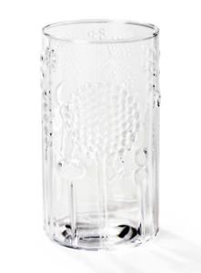 Iittala Flora By Oiva Toikka Glass 7 5 Fl Oz Tumbler Finland Ebay