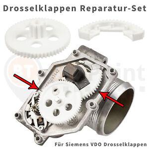 Drosselklappen Reparatur Set für AUDI VW Skoda Diesel und Benziner Steuerklappe