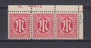 V-au-Postal-8-X-Numero-de-la-Plaque-Superieur-Bord-Anguleux-3er-Gp-Hettler