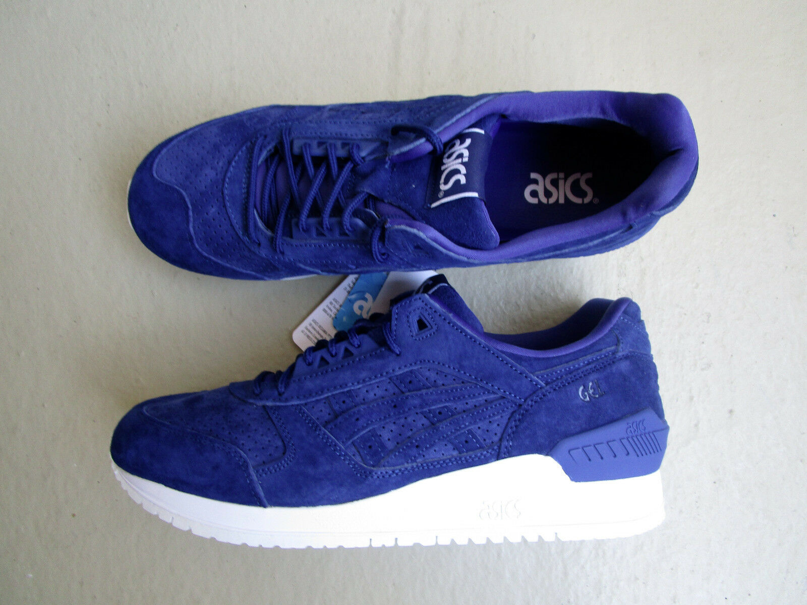 Asics gel-respector 46  virtual Space Pack  azul Print azul Print-blanco