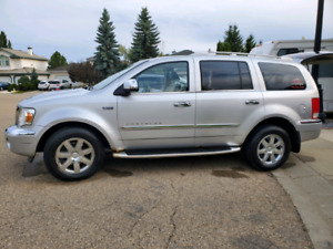 2009 Chrysler Aspen Leather, Limited Edition