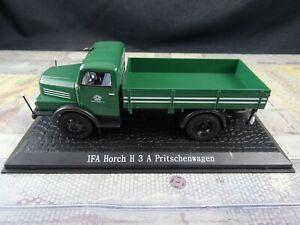 IFA Horch H 3 A Pritschenwagen LKW Atlas Edition DDR 1:43 Spur 0 OVP A1534