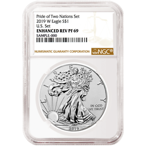 2019-W-Reverse-Proof-1-American-Silver-Eagle-NGC-PF69-Brown-Label-Pride-of-Two