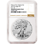2019-W-Reverse-Proof-1-American-Silver-Eagle-NGC-PF69-Brown-Label-Pride-of-Two miniature 1