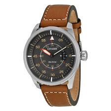 Citizen Avion Dark Grey Dial Mens Watch AW1361-10H