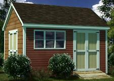 Easy Cabin Designs 24x40 Cabin with loft Plans Package