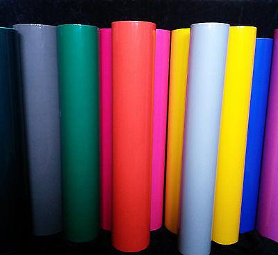 Plotterfolie transparente Folie Selbstklebefolie farbig Klebefolie leuchtkasten
