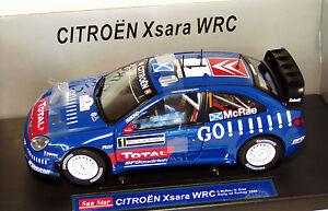 1/18 Citroen Xsara Wrc Kronos Racing Rallye Turquie 2006 Colin Mcrae
