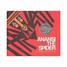 Anansi the Spider : A Tale from the Ashanti by Gerald McDermott (1972, Hardcover, Revised)