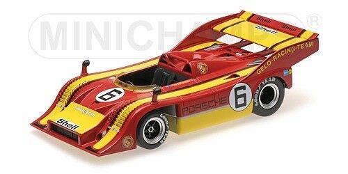Porsche 917 10 Gelo Racing Team Tim Schenken Win Interserie Zandvoort 1975 1 18