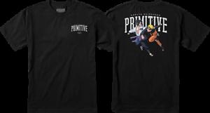 Primitive x Naruto Shippuden Versus Black T-Shirt