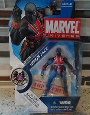 Union Jack Marvel Universe Action Figure Series 0  #026    (65)