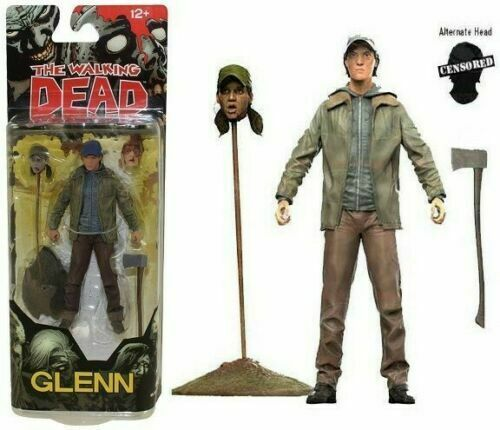 McFarlane Toys The Walking Dead Skybound Series 5 MOC Glenn