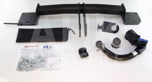 BMW 1er 5-Tür Fließheck E87 04-11 Kpl AHK Anhängerkupplung abn
