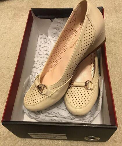 Ridotto beige taglia nuovo Cardin scarpe zecca 6 Pierre di FnFR7