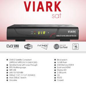 c95b50c7efdf2 VIARK SAT  NUEVO VUGA SAT WIFI ( QVIART UNIC)+CABLE HDMI FACTURA + ...