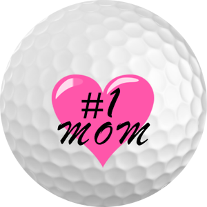 Mother-039-s-Day-Gift-034-1-Mom-034-Golf-Ball-3-Pack