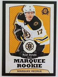 RYAN-DONATO-O-PEE-CHEE-MARQUEE-ROOKIE-RETRO-BLACK-100-100-550-SP-UD-SERIES-2